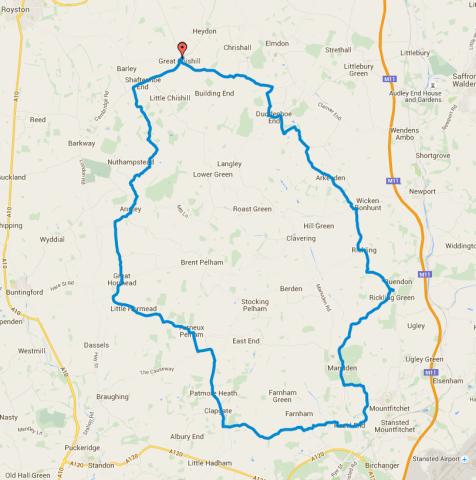 Route 24 Mar 2016