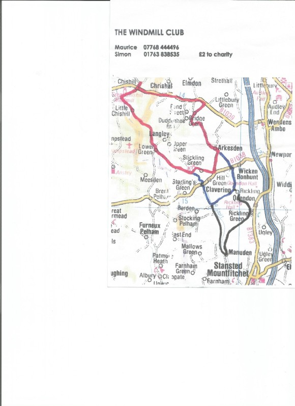 Bike ride 6 June 16