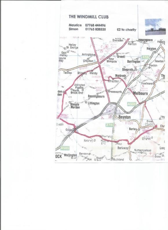 Bike ride 21 July 16