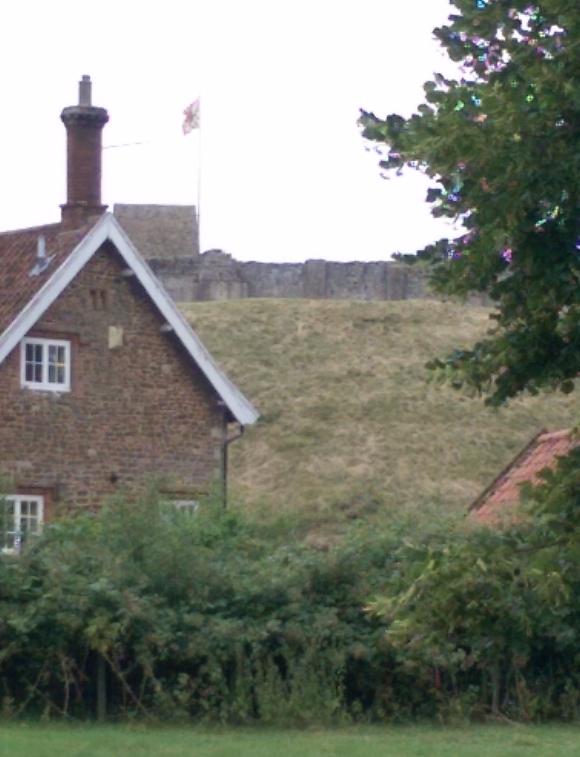 Wells ride Castle Rising