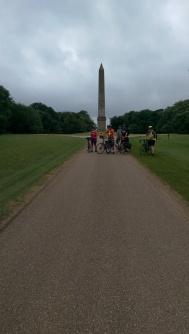 Wells ride Obelisk