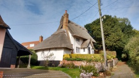 Kersey cottages