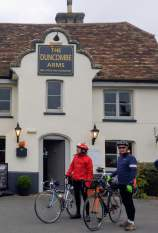 The Duncombe Arms coffee stop