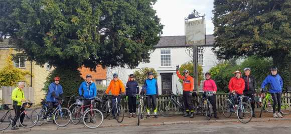 The Dirty Dozen at Dykes End