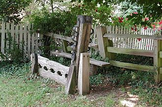 Stocks_outside_St_Mary's_Church,_Brent_Pelham,_Herts_-_geograph.org.uk_-_355517