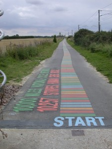 DNA bike path