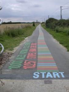 DNA bike path